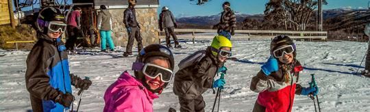Snow-camp